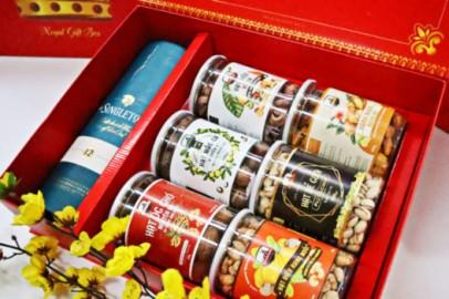 Mua rượu dừa làm quà tặng tết tại Vĩnh Long