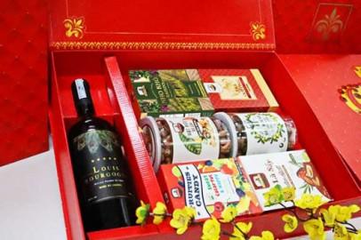 Mua rượu dừa làm quà tặng tết tại Hà Nam