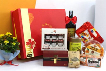 Mua rượu dừa làm quà tặng tết tại Lai Châu