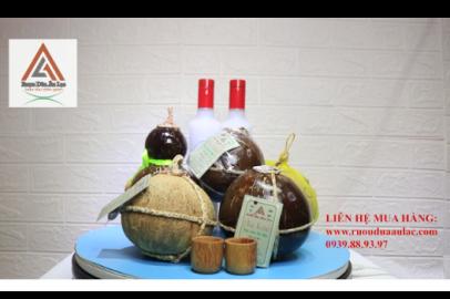 Video Tổng hợp các sản phẩm của Rượu Dừa Bến Tre